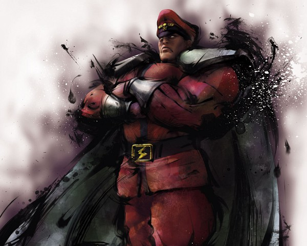 Tags: Anime, Street Fighter, M. Bison, Wallpaper