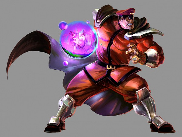 Tags: Anime, Street Fighter, M. Bison