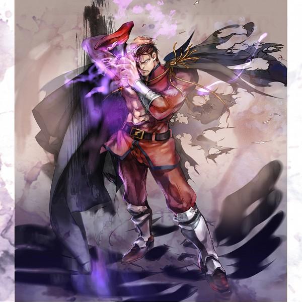 M. Bison - Street Fighter