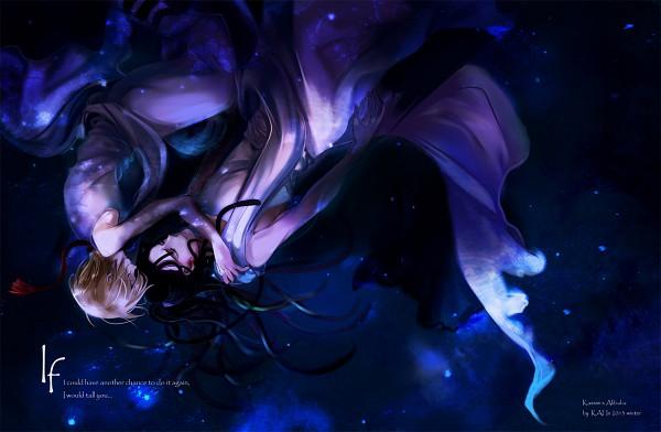Tags: Anime, Zao Chuan Ya, MAGI: The Labyrinth of Magic, Kassim, Ali Baba Saluja, Fanart, Fanart From Pixiv, Pixiv, The Labyrinth Of Magic Magi