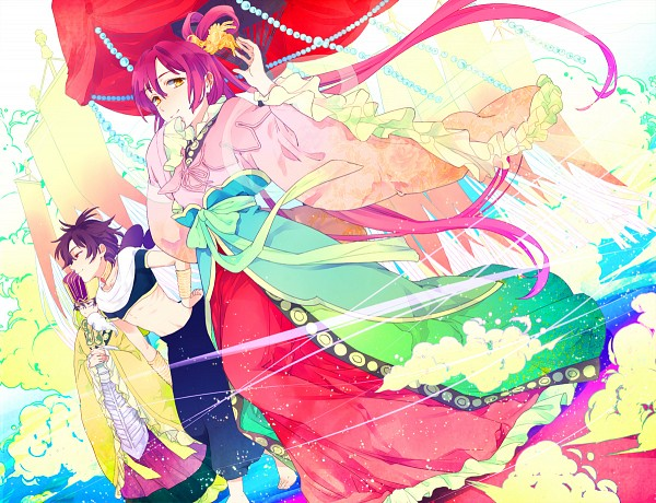 Tags: Anime, Nerisuke, MAGI: The Labyrinth of Magic, Ka Koubun, Ren Kougyoku, Judar, Afghani Pants, Baggy Pants, Pixiv, Fanart, The Labyrinth Of Magic Magi