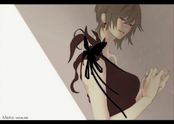 Tags: Anime, Meri-h-shino, VOCALOID, MEIKO (VOCALOID)