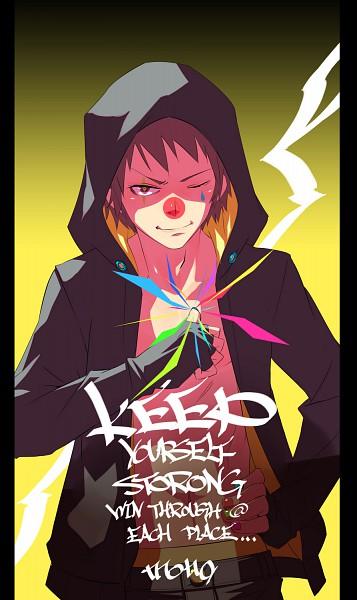 Tags: Anime, MONQ, Original, Pray For Japan, Pixiv