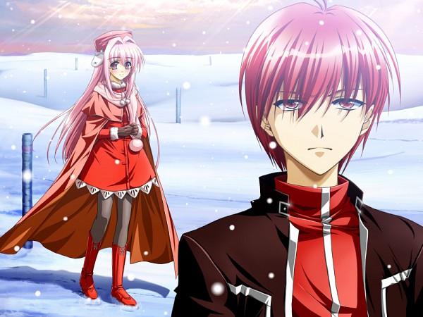 Tags: Anime, MQ ~Jikuu no Hasha~, Lmica REM Ardelhaid, Tsukikage Shou, CG Art