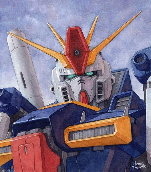 MSZ-010 ZZ Gundam - Mobile Suit Gundam
