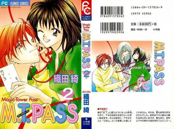 Tags: Anime, Oda Aya, MT Pass, Scan, DVD (Source), Official Art