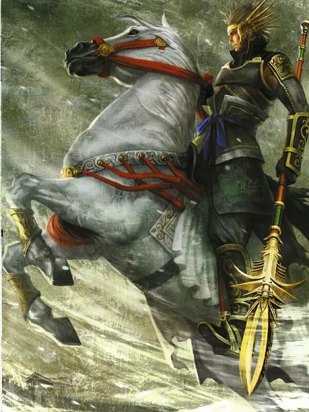 Ma Chao - Dynasty Warriors