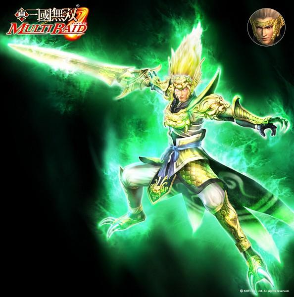 Tags: Anime, Koei, Dynasty Warriors, Ma Chao