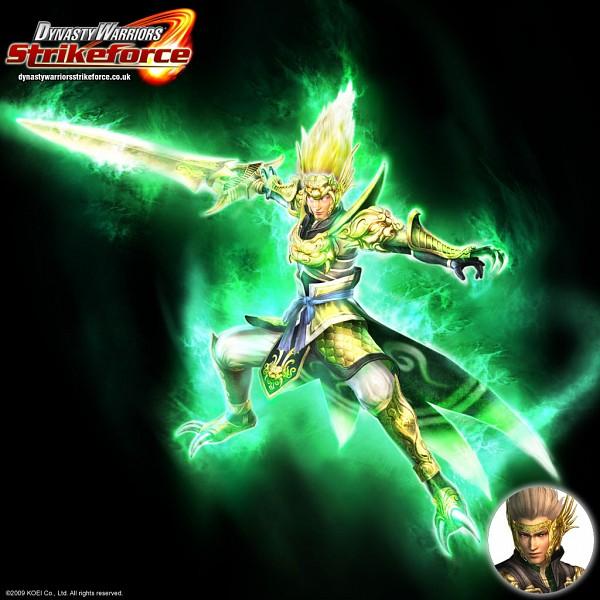 Tags: Anime, Dynasty Warriors, Dynasty Warriors Strikeforce, Ma Chao
