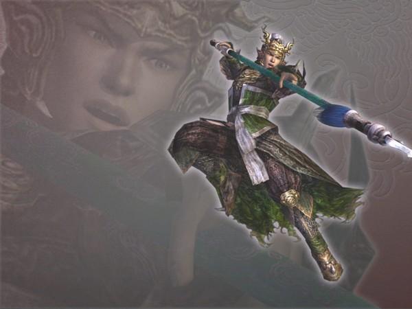 Tags: Anime, Dynasty Warriors, Ma Chao