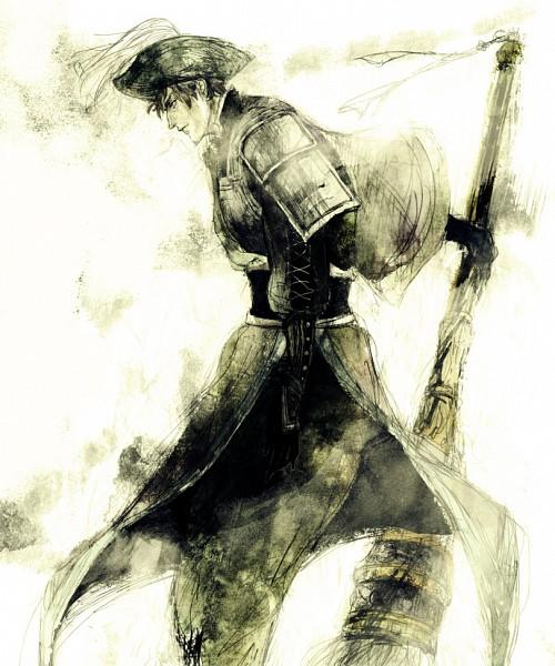 Tags: Anime, Pixiv Id 1400561, Dynasty Warriors, Ma Dai, Pixiv