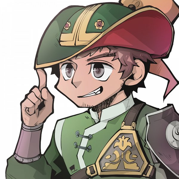 Tags: Anime, Pixiv Id 7557840, Dynasty Warriors, Ma Dai, Fanart From Pixiv, Pixiv, Fanart