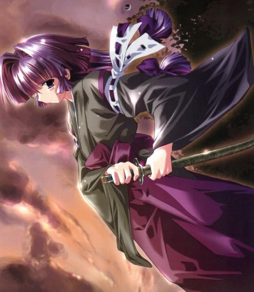 Tags: Anime, Maburaho, Kamishiro Rin