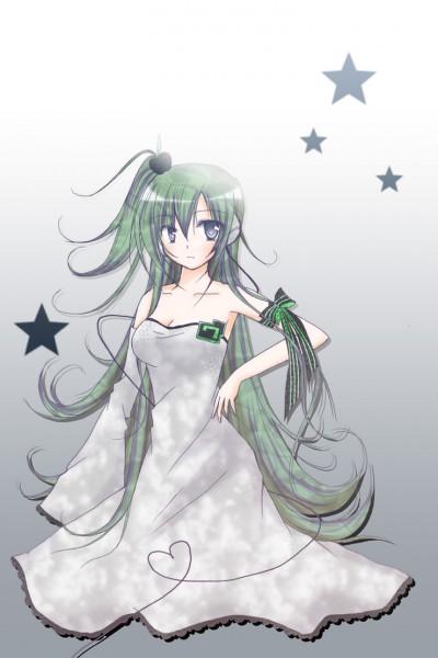 Tags: Anime, Macloid, UTAU, Macne Nana