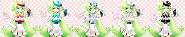 Tags: Anime, Macloid, UTAU, Macne Nana
