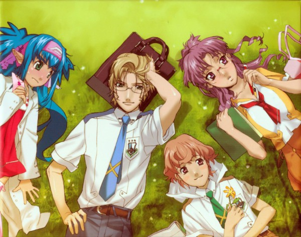 Tags: Anime, Macross Frontier, Mikhail Blanc, Klan Klang, Matsuura Nanase, Luca Angelloni