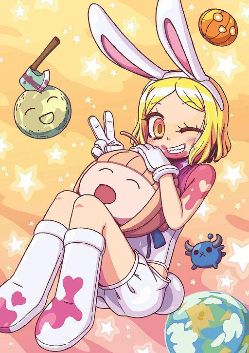 Mad Bunny - Berserker (Manga de Wakaru! FGO)