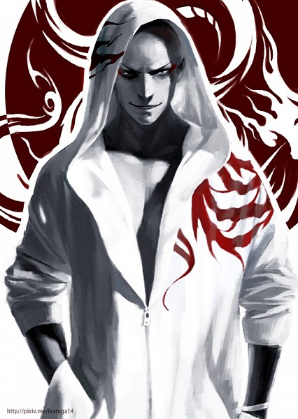 Madarame Ikkaku - BLEACH