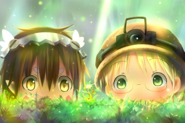 Tags: Anime, Pixiv Id 24981121, Made in Abyss, Regu (Made in Abyss), Rico (Made in Abyss), Fanart, Fanart From Pixiv, Pixiv