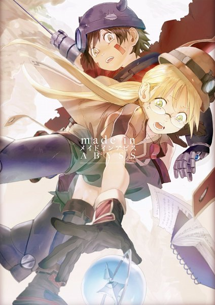 Tags: Anime, Pixiv Id 3140092, Made in Abyss, Rico (Made in Abyss), Regu (Made in Abyss), Fanart From Pixiv, Pixiv, Fanart