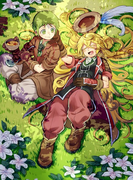 Tags: Anime, Cr72, Made in Abyss, Lyza (Made in Abyss), Torka, Fanart, Fanart From Pixiv, Pixiv