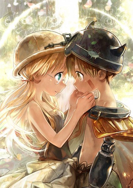 Tags: Anime, Pixiv Id 20253445, Made in Abyss, Rico (Made in Abyss), Regu (Made in Abyss), Fanart, Fanart From Pixiv, Pixiv