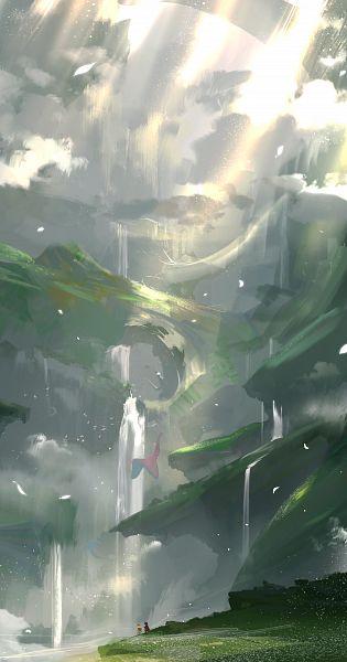 Tags: Anime, Fom (Lifotai), Made in Abyss, Regu (Made in Abyss), Fanart, Fanart From Pixiv, Pixiv