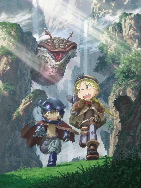 Made in Abyss Series