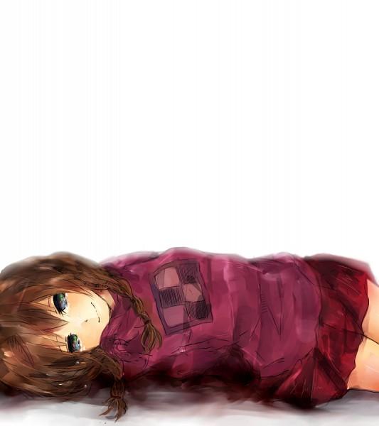 Tags: Anime, Pixiv Id 214296, Yume Nikki, Madotsuki, Fanart, PNG Conversion, Pixiv, Fanart From Pixiv
