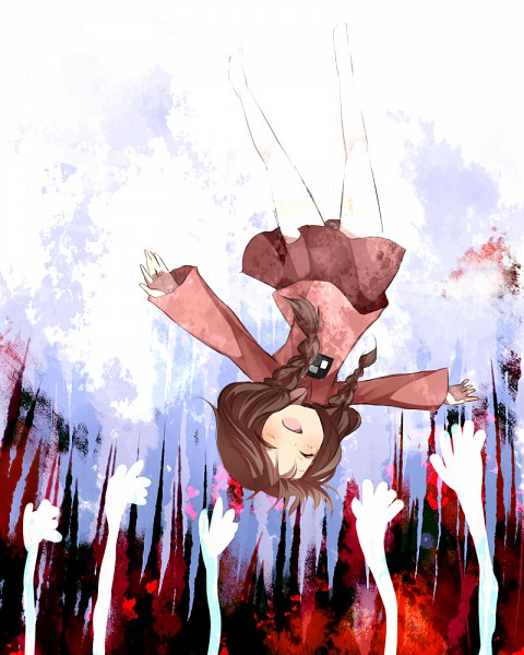 Tags: Anime, Mikan (ama No Hakoniwa), Yume Nikki, Madotsuki, Suicide