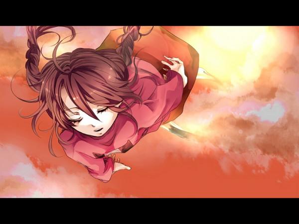Tags: Anime, Pixiv Id 1507573, Yume Nikki, Madotsuki, Suicide