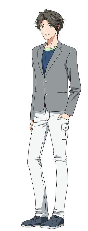 Maeno Mitsuya - Gekkan Shoujo Nozaki-kun