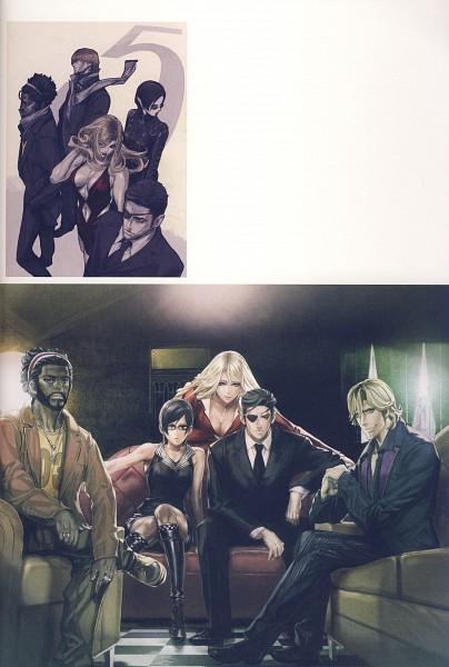 Tags: Anime, Maeshima Shigeki, Mafia