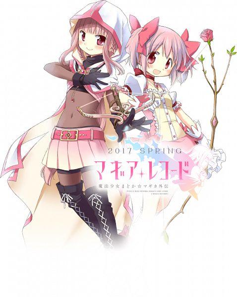 Magia Record: Mahou Shoujo Madoka☆Magica Gaiden - f4samurai