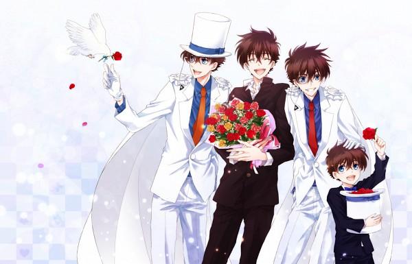 Tags: Anime, Sagari24, Magic Kaito, Kaitou Kid, Kuroba Kaito, Fanart
