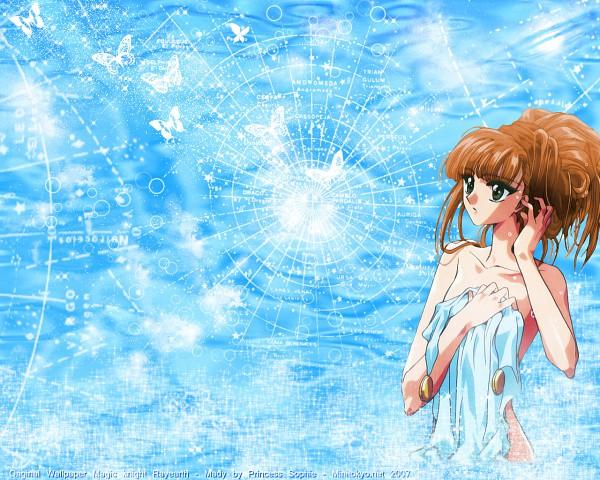 Tags: Anime, Magic Knight Rayearth, Edited, Wallpaper