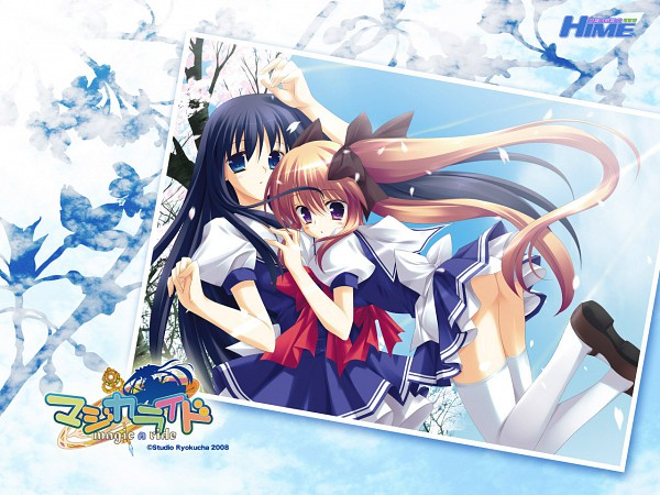 Tags: Anime, Studio Ryokucha, Magica Ride, Kanade, Kisaragi Haya