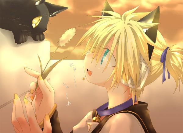 Magical Boy ☆ Kitty Len Len - Owata-p