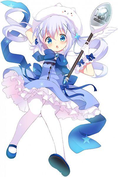 Magical Girl Chino - Kafuu Chino
