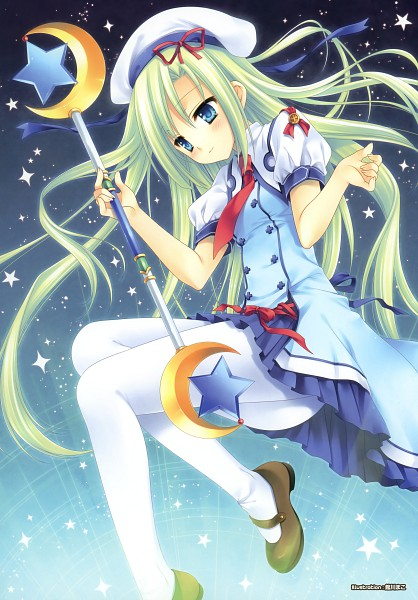 Tags: Anime, Parasol (Studio), Magicarat★Radiant Visual Book, Magicarat★Radiant, Eltlinde Aschberg