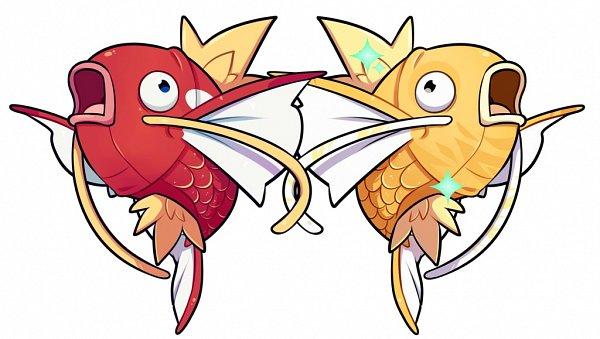 Tags: Anime, Loverofscythe, Pokémon, Magikarp