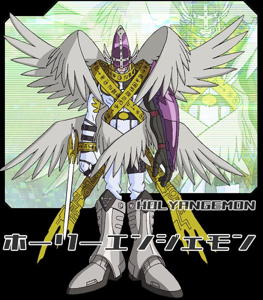 Tags: Anime, Nakatsuru Katsuyoshi, Toei Animation, Digimon Adventure 2020, Digimon Adventure, MagnaAngemon, Official Art