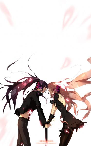 Tags: Anime, Pixiv Id 1080568, VOCALOID, Kamui Gakupo, Megurine Luka, Magnet, Pixiv, Mobile Wallpaper