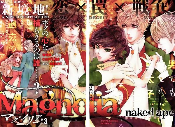 Tags: Anime, Naked Ape, Magnolia (Series), Sui Godwin, Nagi Oliver, Ayato Godwin, Yugo Wolf