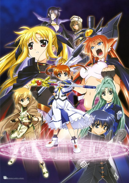 Mahou Shoujo Lyrical Nanoha (Magical Girl Lyrical Nanoha)