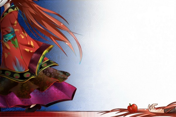 Tags: Anime, Pixiv Id 27963278, Mahou Shoujo Madoka☆Magica, Ophelia (Mahou Shoujo Madoka Magica), Sakura Kyouko, Magical Girl Madoka Magica