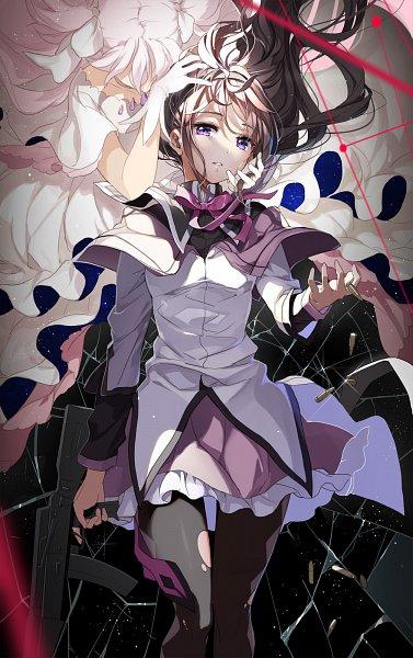 Tags: Anime, Starpri, Mahou Shoujo Madoka☆Magica, Akemi Homura, Ultimate Madoka, Kaname Madoka, Pixiv, Fanart From Pixiv, Fanart, Magical Girl Madoka Magica