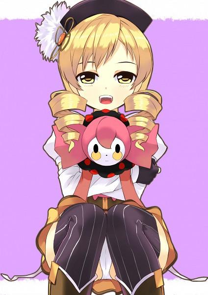 Tags: Anime, Traze, Mahou Shoujo Madoka☆Magica, Charlotte (Madoka Magica), Tomoe Mami