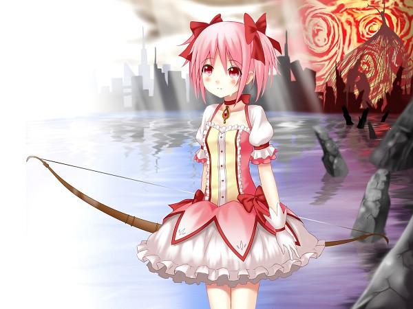 Tags: Anime, Setona (Daice), Mahou Shoujo Madoka☆Magica, Kaname Madoka, Kriemhild Gretchen