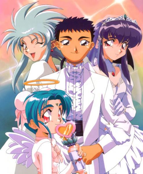 Mahou Shoujo Pretty Sammy (Magical Girl Pretty Sammy) - Anime International Company